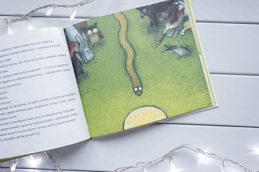 książki dla dzieci Liliana Bardijewska - moje - nie moje