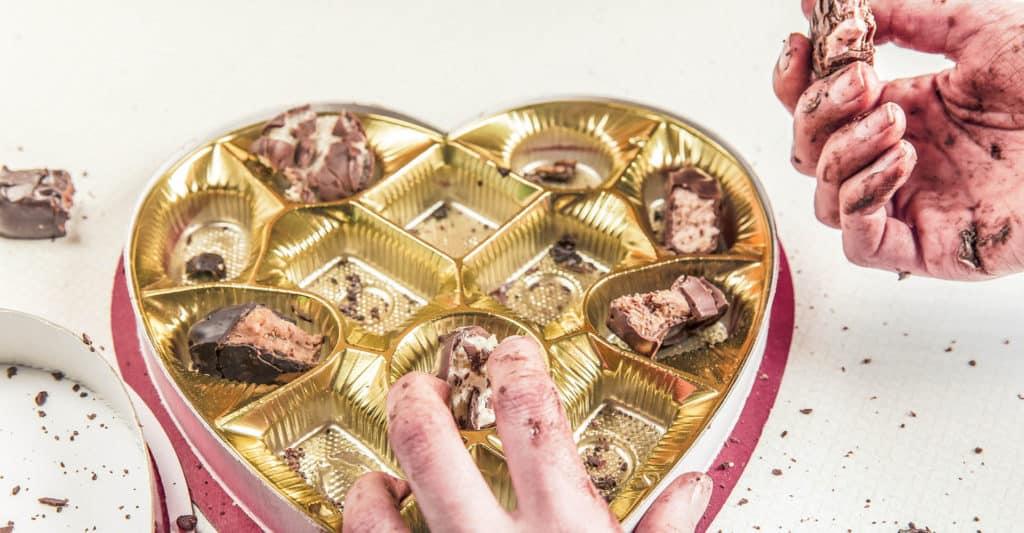 nadwaga - plaga naszych czasów
