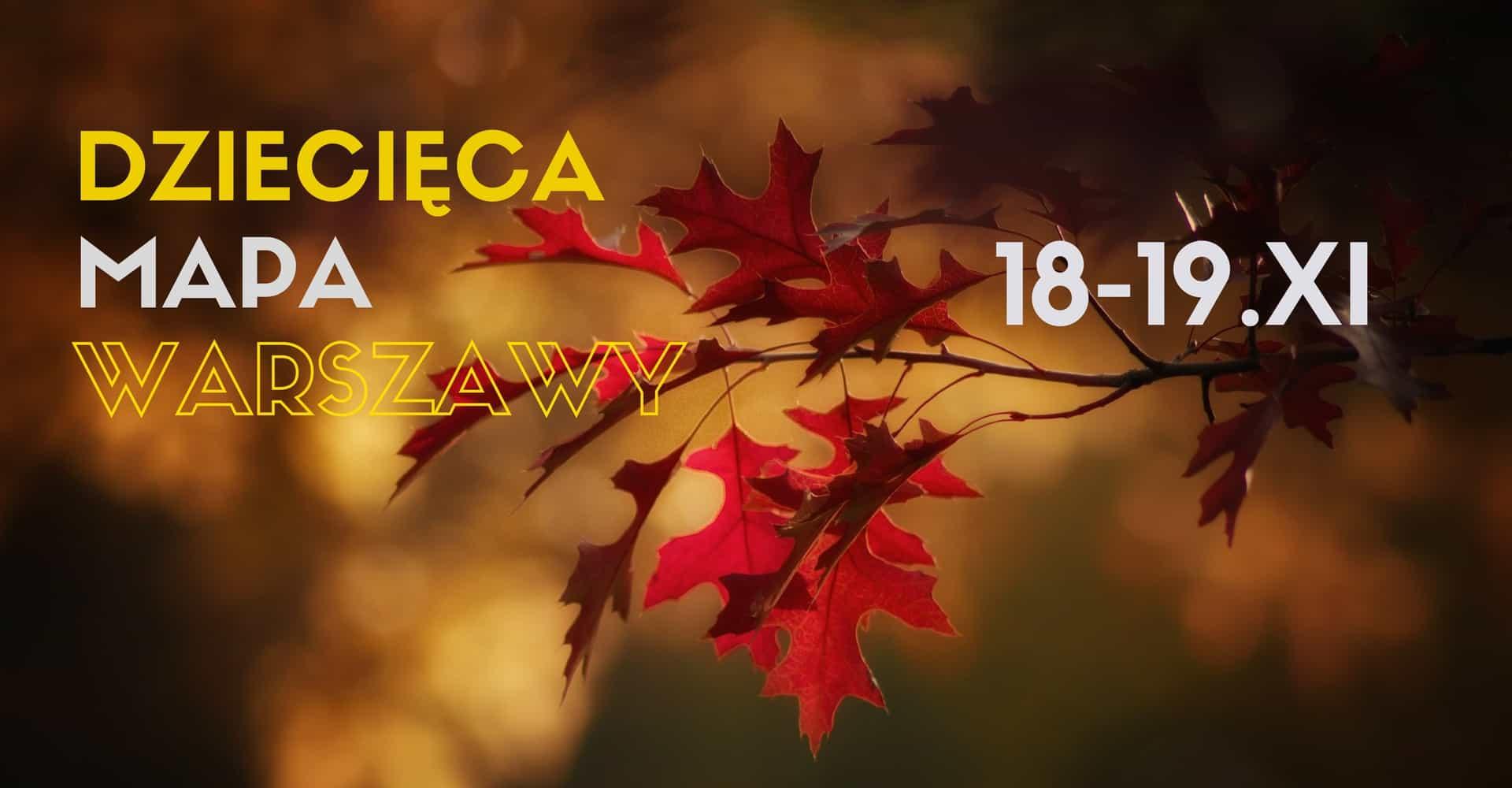 weekendowa zajawka 18-19 listopada